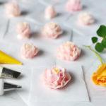 Piping Buttercream Roses for Beginners