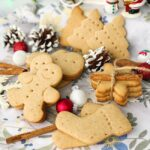 Gingerbread Cookies Without Molasses