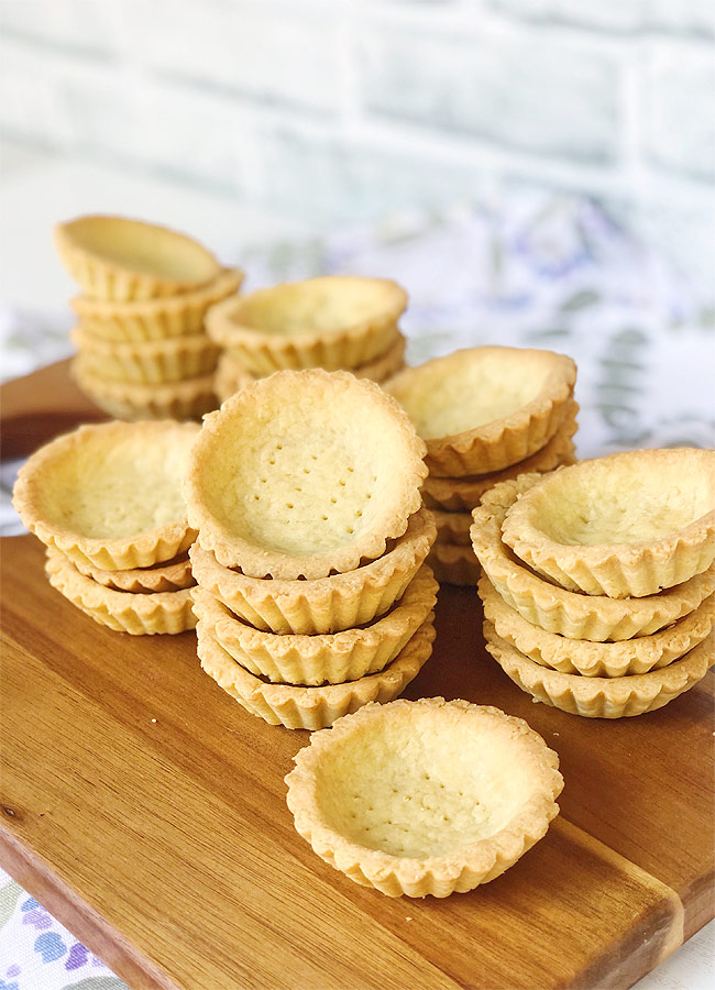 Mini Tart Shells