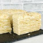 How to Make Napoleon Cake