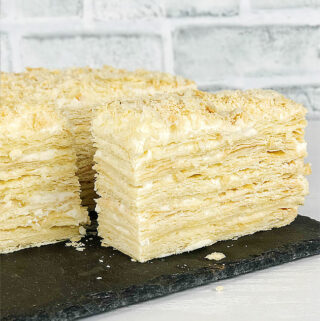 How to Make Napoleon Cake