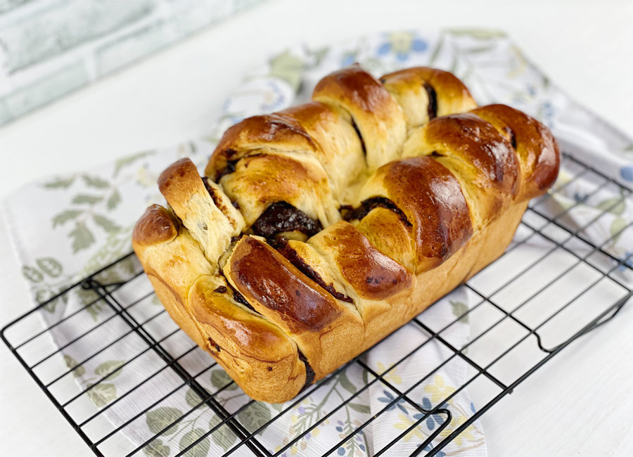 Pull Apart Sweet Bread