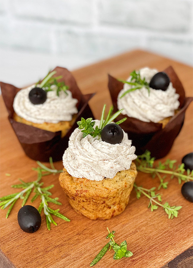 Savory Muffins