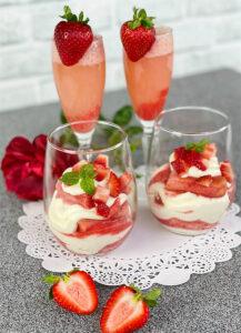 No Bake Strawberry Dessert