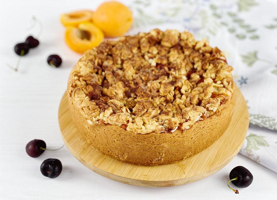 Sour Cream Cake Recipe